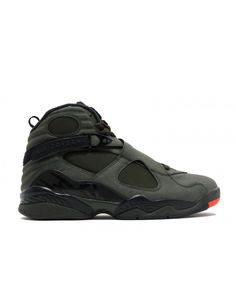 24a8938cc4d Air Jordan 8 Retro Take Flight Sequoia Max Orange Black 305381 305 Cheap  Jordans For Sale