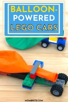 Lego Activities, Birthday Activities, Preschool Activities, Cars Preschool, Lego Craft, Stem For Kids, Science Experiments Kids, School Fun, Games For Kids