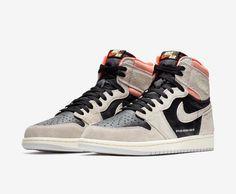 newest cecee 22447 Air Jordan 1  Neutral Grey  Nike Air Jordan, Moda Taglia 12, Scarpe