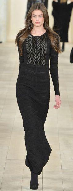 Ralph Lauren Fall 2015 Ready-to-Wear -
