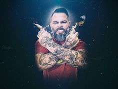 Tattoo Artist by Hoodpics  Photography & Artcore on 500px