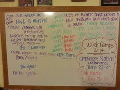 Day 12: our youth group resolutions - and how to get the MIA's back!