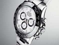 Along with an improved movement and new dial designs, the new ceramic bezel on the steel Rolex Daytona gives it a much-needed upgrade.
