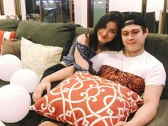 Actress Liza Soberano took to social media to share her birthday message for her love team partner and rumored boyfriend Enrique Gil, who turned 25 on Thursday. Sweet Birthday Messages, Birthday Message For Boyfriend, Ranz Kyle, Lisa Soberano, Liza Soberano No Make Up, Freaky Memes, Cute Nicknames, Enrique Gil, Matching Couple Outfits