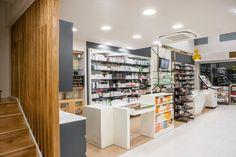 Fanouraki Aikaterini Pharmacy by Artico, Rhodes – Greece » Retail Design Blog