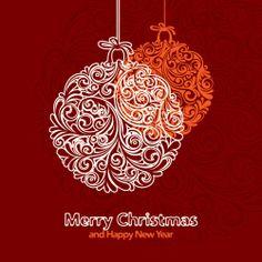 20 Free Christmas Holiday Vector Graphics