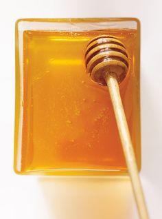 Poulet glacé au miel et au vermouth