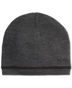 Boss Hugo Boss Knitter Beanie - Black