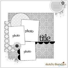 3 photo sketch