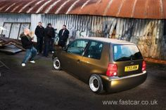 modified vw   Modified VW Lupo   Fast Car Magazine