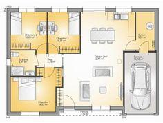 Modèle de maison Invest 92 G : Photo 1