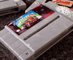 Super Nintendo Cartridge Soap http://www.thisiswhyimbroke.com/super-nintendo-cartridge-soap