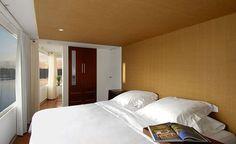 M/V Aqua Amazon Cruise - Iquitos, Peru #getlost Honeymoon Registry, Honeymoon Cruises, Lost Hotel, Five Star Hotel, Modern Bedroom, Master Suite, Custom Design, Architecture, Luxury