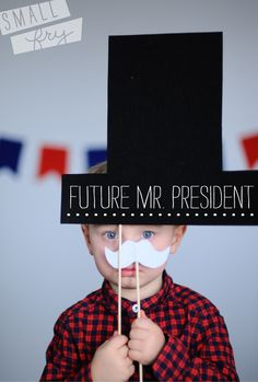 President's Day (PHOTO ONLY)