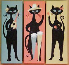 El Gato Gomez #Art #Cats