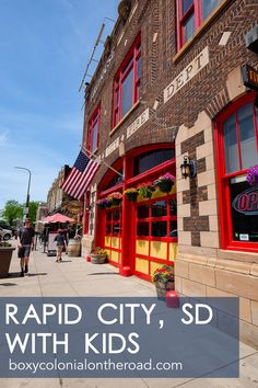 Best things to do in Rapid City with kids: president statues, biking, Journey Museum, parks, Geology Museum. Rapid City South Dakota, South Dakota Vacation, South Dakota Travel, North Dakota, North America, Spearfish South Dakota, Family Travel, Family Vacations, Family Trips