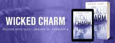 Abibliophobia Anonymous                 Book Reviews: **RELEASE WEEK BLITZ With Giveaway**  Wicked Charm...