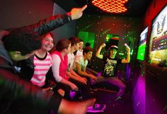 Kids gaming parties provide you the facility to play games in a place where you will be relaxing and get every comfortability while playing the games. My Son Birthday, 10th Birthday Parties, Video Game Party, Party Games, Most Popular Games, Kids Running, Party Bus, Party Needs, School Parties