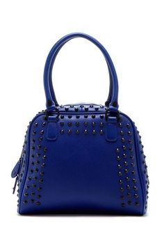 LIMITED Blue Studded Satchel...