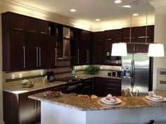 KitchenCraft Cabinetry - modern - kitchen cabinets - miami - Ervolina Associates Inc