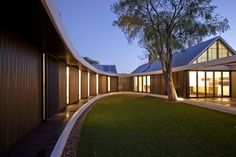 The Subiaco Oval Courtyard by Luigi Rosselli Architects
