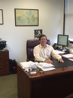 The Office of Paul Weisman, President and CEO of STC.