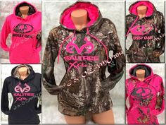 This performance hoodie features an Graphic logo and an authentic pattern that blends in with the outdoor surroundings. Hood is lined in Camo Print. Camo Stuff, Hunting Stuff, Pink Stuff, Country Outfits, Country Girls, Country Style, My Style, Camo Clothes, Hunting Clothes