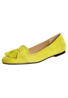 Mocasines - Zalando Collection ☼ Zalando ☼ Amarillo ☼