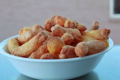 Low Carb Cheetos  Only 3.4 net carbs for the entire batch and seasoned just the way you like them.