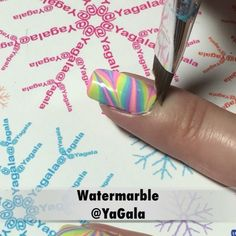 """Matte pastel neon water marble with I-Scream-Nails """"Juicy, Juicy"""", """"Blackberry Mousse"""", """"You Blue It, """"Big Marshmallow"""", """"Of Course Apple Sauce"""", """"Soft Serve"""" as a white base @iscreamnails Clean up brush @faburnails . . Водный маникюр с лаками I-Scream-Nails """"Juicy, Juicy"""", """"Blackberry Mousse"""", """"You Blue It, """"Big Marshmallow"""", """"Of Course Apple Sauce"""", """"Soft Serve"""" белый лак @iscreamnails . . Song: Calvin Harris - How deep is you love"""