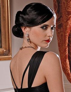 Eva Green: the last Bond Girl brought old Hollywood glamour to the 2000s.
