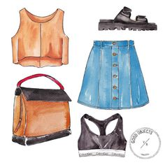 Good objects - Casual Tuesday #goodobjects #illustration