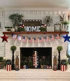 Getting ready for Memorial Day, as well as the of July! Love the patriotic holidays! ❤️❤️ Getting ready for Memorial Day, as well as the of July! Love the patriotic holidays! Fourth Of July Decor, 4th Of July Celebration, 4th Of July Decorations, 4th Of July Party, July 4th, Memorial Day Decorations, Holiday Decorations, Holiday Crafts, Holiday Fun