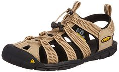cool KEEN Men's Clearwater CNX Hybrid Shoe Reviews