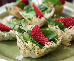 Nancy's Daily Dish: Parmesan Crisps & Homemade Croutons