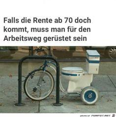 lustiges Bild 'Rente ab 70.jpg'- Eine von 25644 Dateien in der Kategorie 'witzige Bilder' auf FUNPOT.