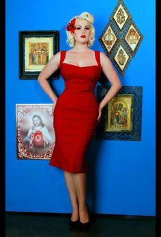 lov pin-up dresses...!!! my fav...!!!