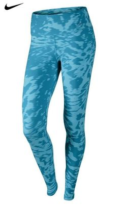 96790a4905e0a $39.95 - Nike Legend Dri FIT Tights ATHELTIC Women's LEGGINGS PANTS BLUE  (XL)