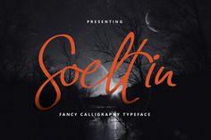 Soeltin Typeface from FontBundles.net