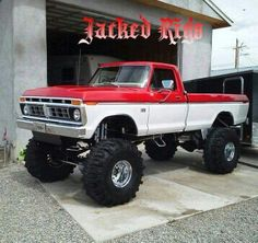 Not one for jacked trucks but damn nice .