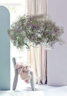 Stijltrend Soft Landing - Personalgreen Teintes Pastel, Landing, Wreaths, Flowers, Plants, Trends, School, Blog, Splash Of Colour