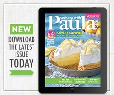 Cooking with Paula Deen New Issue Available. Download Today! Lemon Custard Ice Cream, Strawberry Cream Cheese Frosting, Not Yo Mamas Banana Pudding Recipe, Banana Pudding Recipes, Pudding Flavors, White Chocolate Mousse, Strawberry Cake Recipes, Tea Ideas, Instant Pudding