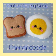 Featured Etsy Shop: Hannahdoodle by Katie Crafts - Crafting, Sewing, Recipes and More! http://katiecrafts.com