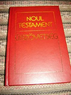 Romanian Hungarian Bilingual New Testament / Noul Testament - Ujszovetseg