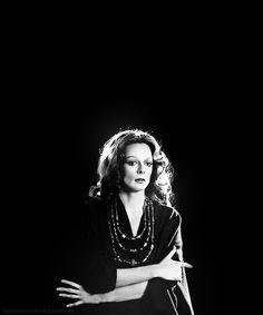 Maggie Smith   Antony and Cleopatra 1976...Stratford Shakespeare Festival...Ontario