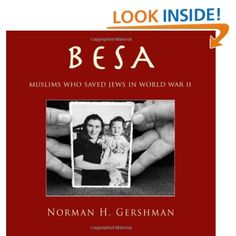 Besa: Muslims Who Saved Jews in World War II - I didn't know that the Albanian government and its people protected Jews during WWII. This photo book is about that; apparently there is also a documentary in process on the same topic with the same name. Albanian Culture, Holocaust Books, Muslim Family, Healing Words, Along The Way, World War Ii, Norman, The Book, My Books