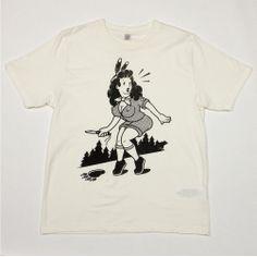 Hobo and Sailor  Hobo and Sailor est un studio d'illustration créé en 2011 par deux designers russes : Manar Shajri et Sveta Shubina. Inspirés par le monde maritime et industriel des années 40, les deux compères déclinent leurs visuels et personnages rétro sur différents supports, et proposent notamment une très jolie collection de sweats et de teeshirts. On est fans…  http://www.grafitee.fr/tee-shirt/hobo-and-sailor/  #lifestyle #fashion #streetwear #Tshirts #Russia #HoboAndSailor