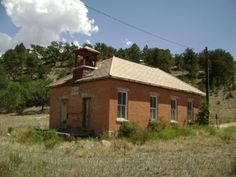 1907 Stout School in Cotopaxi, Colorado