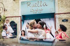 Casamento Andressa e Rodrigo no Ruella Bistrô em São Paulo.