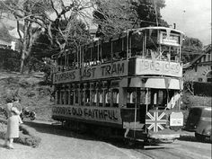 Take a look back in time at what Durban looked like back in the so called 'olden days'. The city even had a bustling tram network. Wouldn't it be great if Durban still had all these wonderful facilities? However, Durban … Continue reading → Durban South Africa, Old Faithful, Kwazulu Natal, Pretoria, Ways To Travel, African History, Beach Fun, Public Transport, Old Pictures